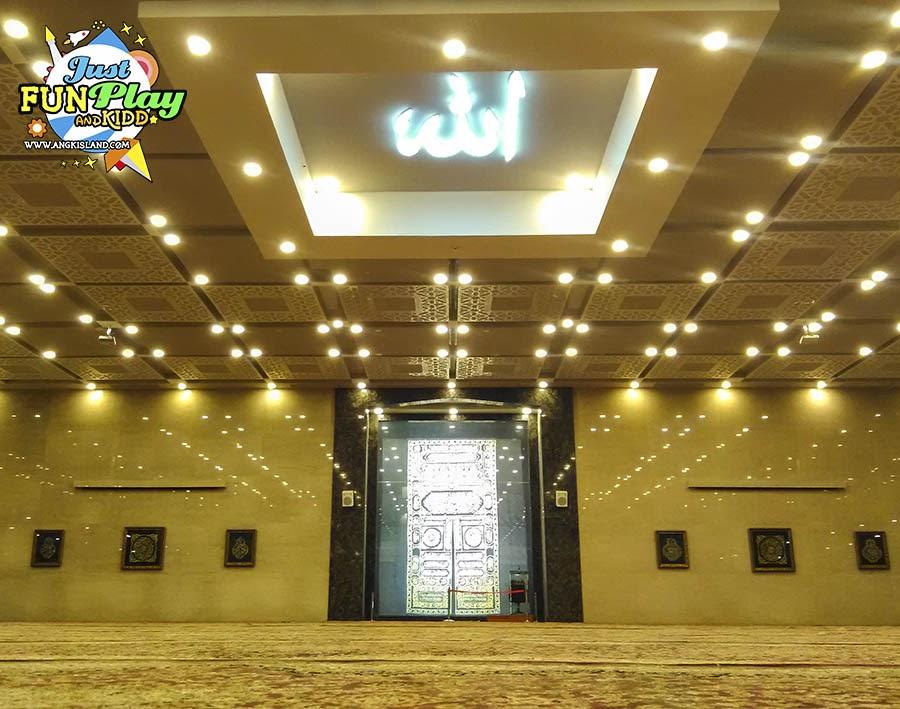 Serasa Bioskop Masjid Namira Lamongan Justfun Play Andkidd
