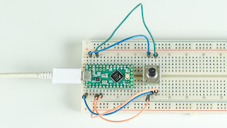 little scale simple midi rotary encoder with teensy arduino. Black Bedroom Furniture Sets. Home Design Ideas