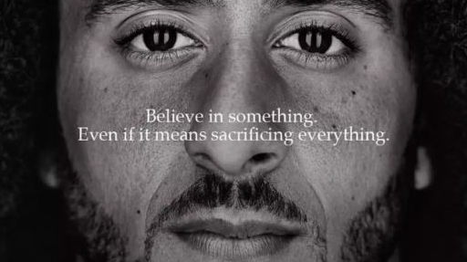 Nike's Kaepernick ad draws record likes on social media, sends stock to all-time high amid sales boost