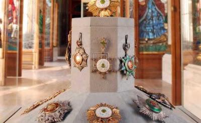 Le Musée des Bijoux Royaux à Alexandrie