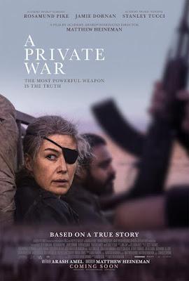A Private War 2018 DVD R1 NTSC Sub