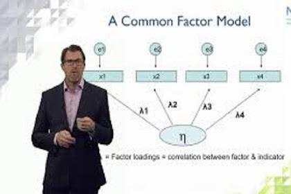 Cara Memulai Analisa Menggunakan Structural Equation Modeling