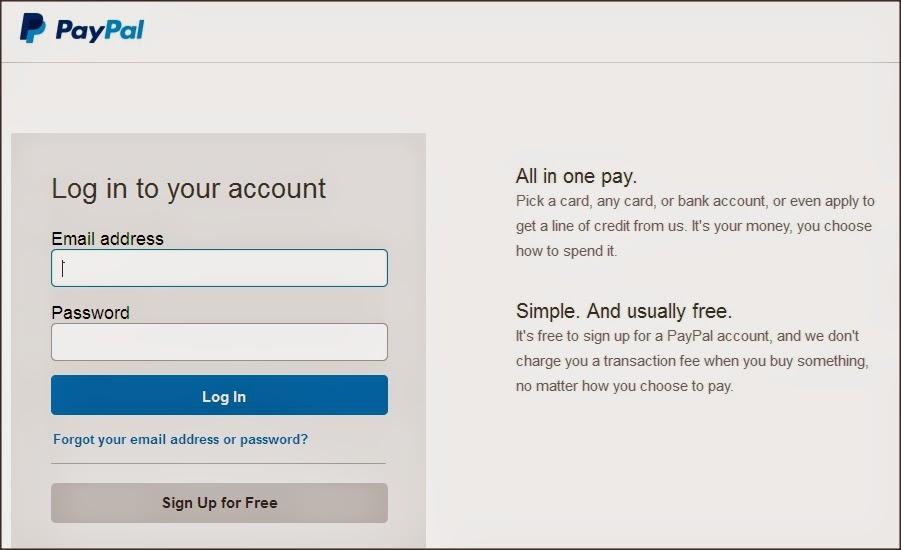 6ae0d0cc5 أبسط طريقة لربح 1000 دولار شهريا ً: 4- إنشاء حساب على بنك الباي بال