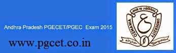 Ap Pgcet Notification 2015