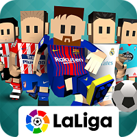 Game Tiny Striker La Liga 2018 Hack Mod