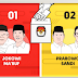 Pilihan Presiden Pasca Debat Pertama