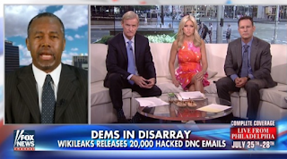 Ben Carson: Corruption Exists 'Throughout The Political System,' but the DNC Is 'Completely Corrupt' (Video)