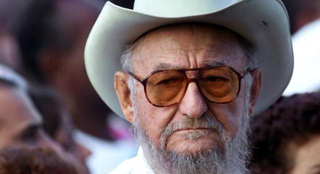 no ha muerto Fidel castro, sino su hermano mayor Ramón Castro