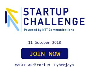 NTT Startup Challenge