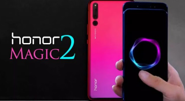 Honor Magic 2 Review and Specifications, Price in India