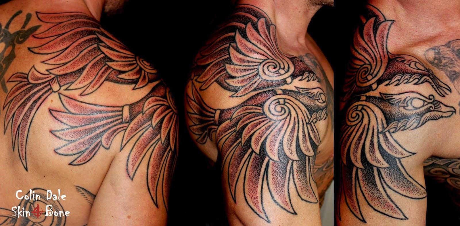 Odin S Ravens Tattoos: SKiN&BoNE: Artistic Process: Ragnarok And Other Stories