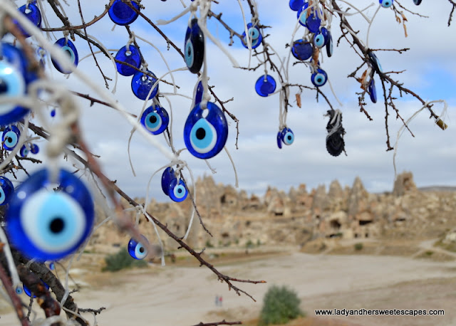 Evil Eye Tree Cappadocia