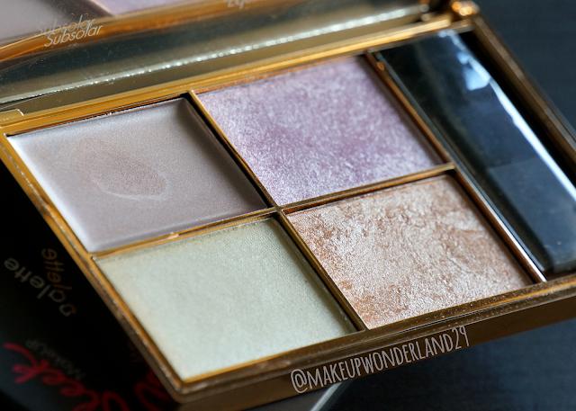 Sleek Solstice Highlighting Palette | Makeupwonderland29