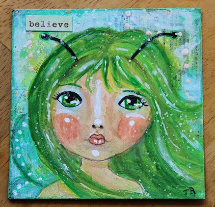 Little Bug Fairy by Tori Beveridge 2014