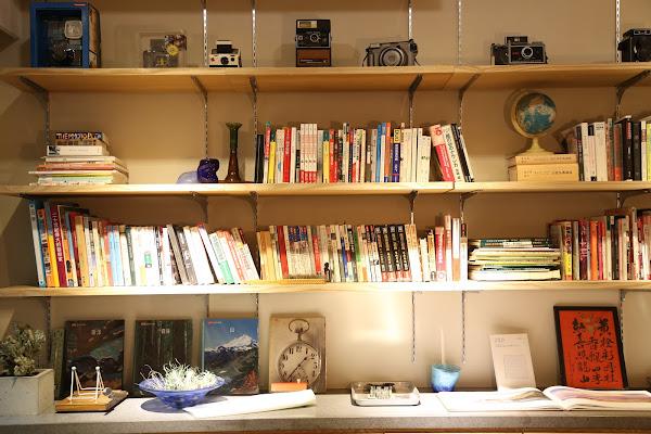 工作閱讀空間