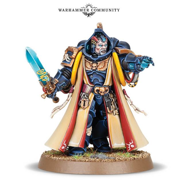 primaris space marine librarian