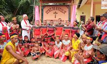 Bupati dan Uskup Resmikan Gereja Katolik St. Petrus Semplas