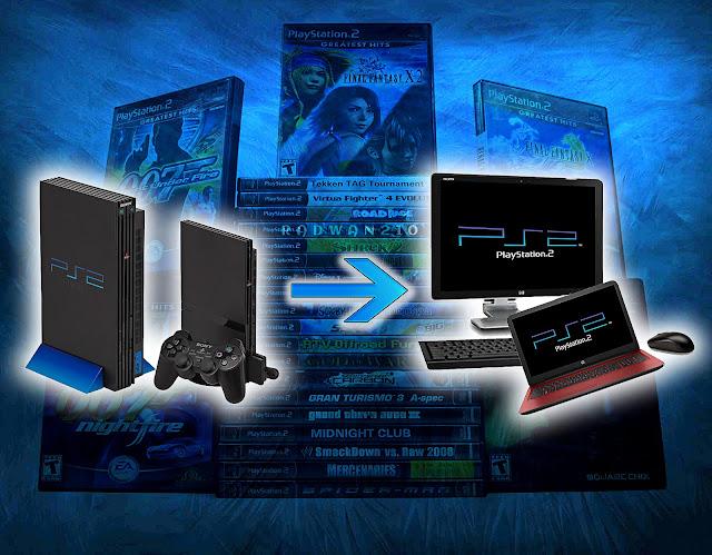 تحميل ألعاب بلايستشن 2 على الكمبيوتر مع المحاكي