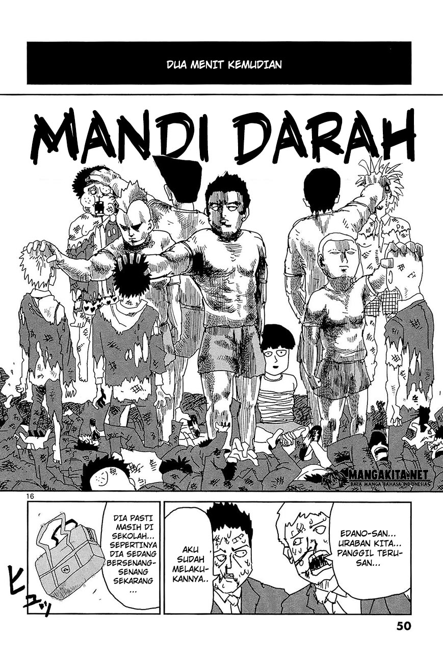 Mob Psycho 100 Chapter 12-16