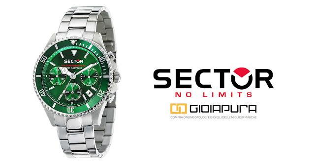 orologio da uomo sector