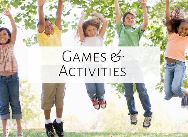 Implementing games and activities