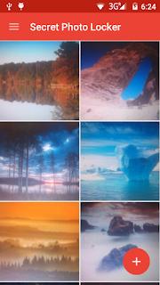 Screenshots Secret Photo Locker