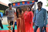 Sakshi Agarwal  in Orange Saree at Inauguration of Handloom And Handicraft exhibition ~  Exclusive 23.JPG