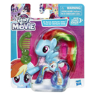 All About Rainbow Dash Brushable