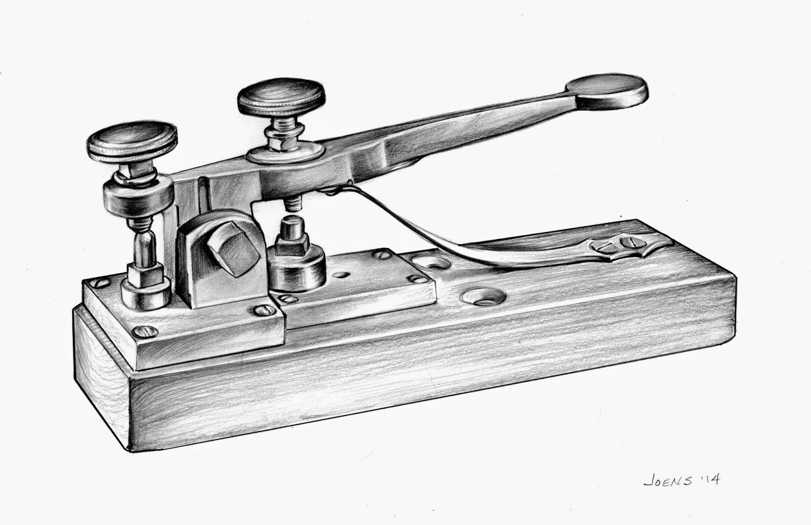 first telegraph machine - photo #13
