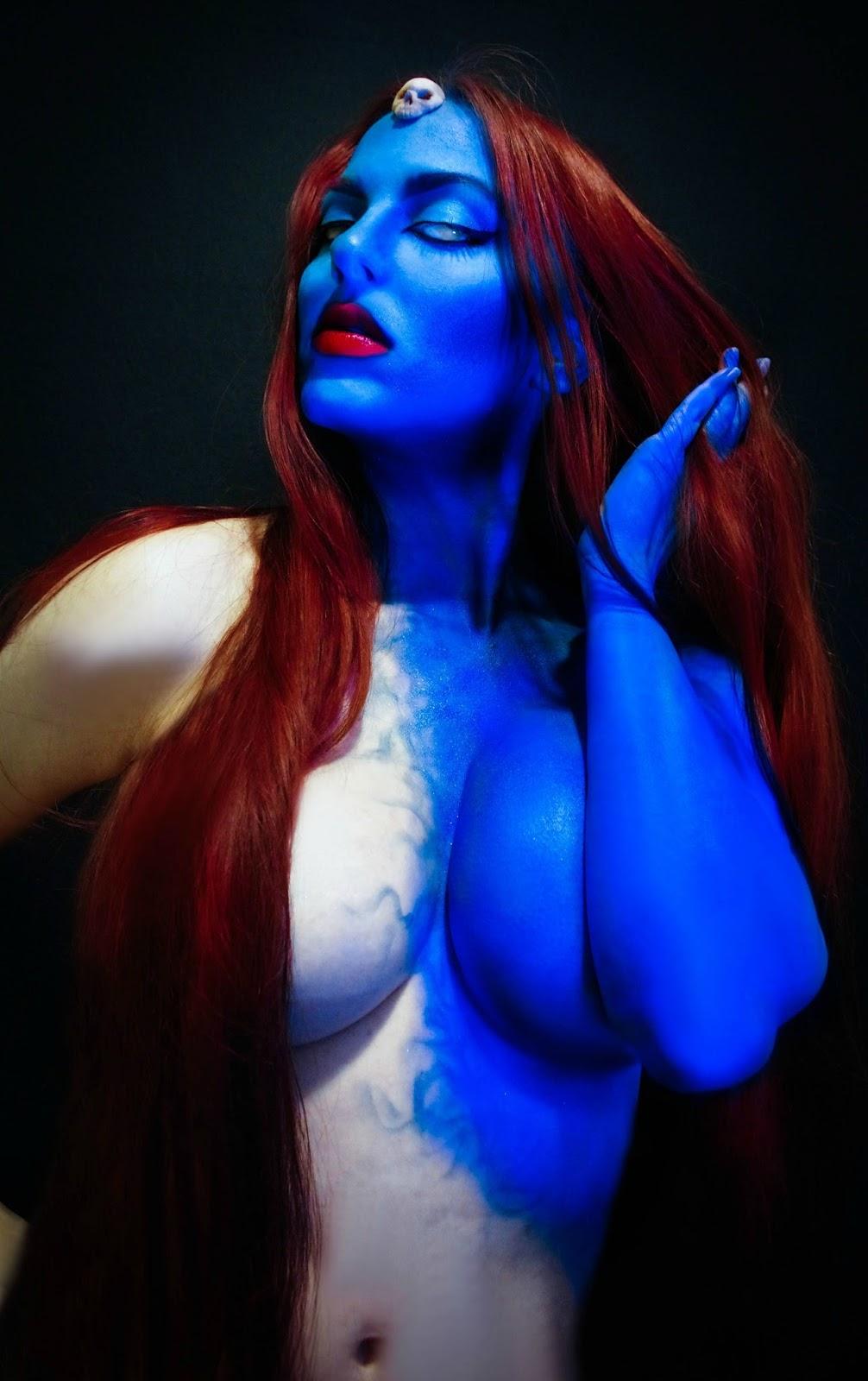 mystique sexy