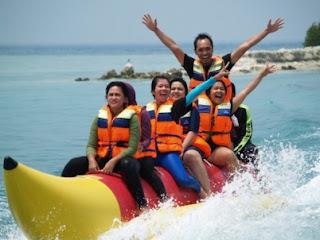 Paket HeMat speedboat ancol 2H1M Pulau Tidung