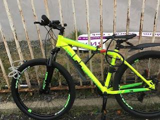 Stolen Bicycle - Diamondback Sync 2.0