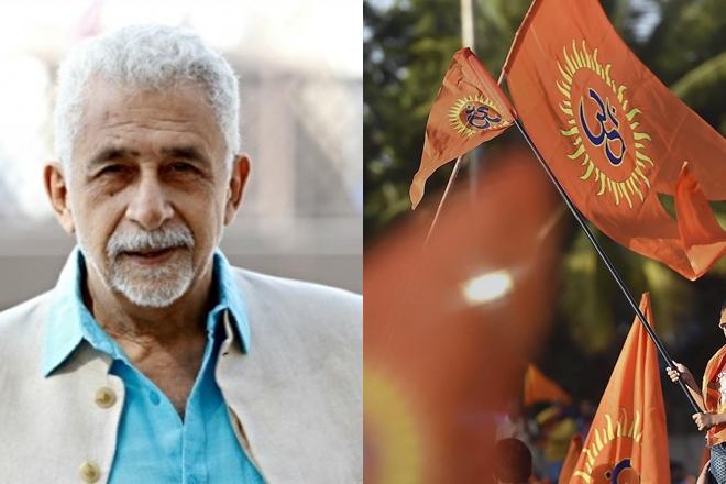 VHP WAarns Naseeruddin Shah for his Bulandshahr remark, says his statement politically motivated, communal