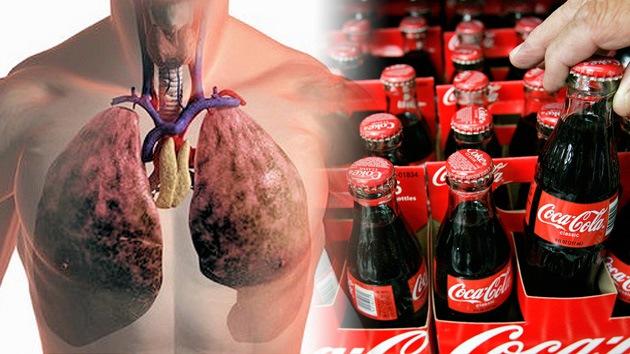 Coca Cola não quer seu bem e está sendo processada por isso