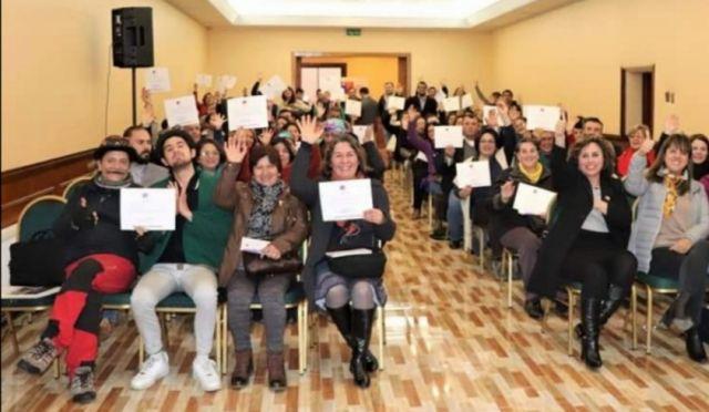 Día del Dirigente Social