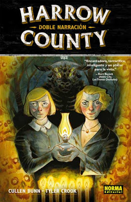 Harrow County 2 Doble Narración