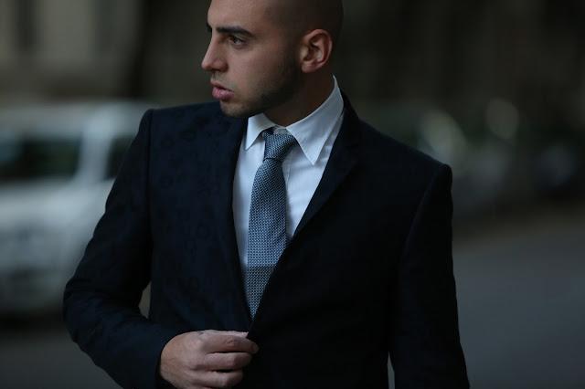 lorenzo zani cravatta doppia punta