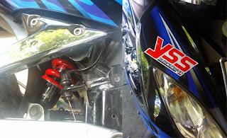 Cara Menempatkan Stiker pada Motor yang Baik