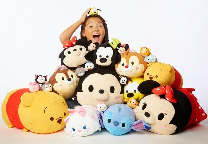 Disney Tsum Tsum Para Colorear Buzz Lightyear: La Coruña Lifestyle: Los Tsum Tsum, La Nueva Moda Made In
