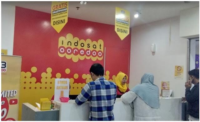Galeri Indosat Cirebon