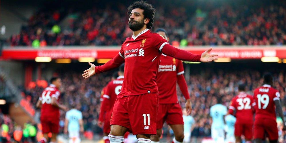 Liverpool Bisa Kalahkan Manchester City Jika Salah Konsisten