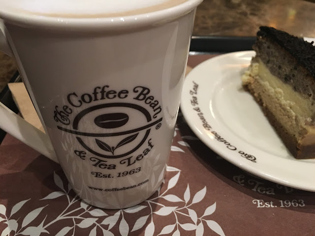 Coffee Bean Promenade Greenhills