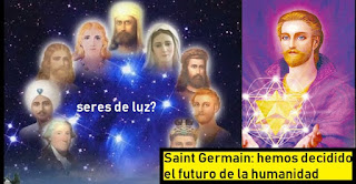 Saint Germain y seres de luz ya controlan el futuro de la tierra. Canalizaciones MK ultra de Mike Quinsey #Katecon2006