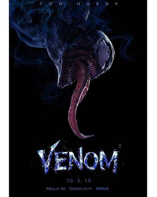 """Mostrado un nuevo póster de """"VENOM"""" - Marvel Comics"""