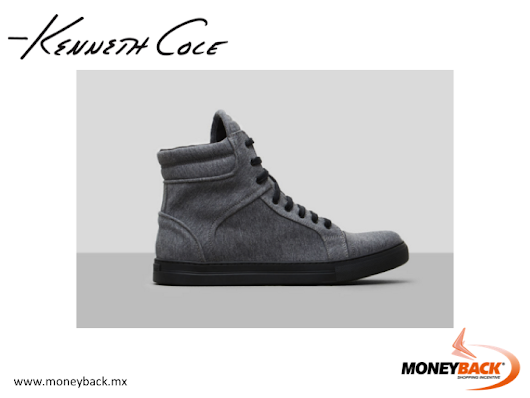 BUY KENNETH COLE PRODUCTS IN MEXICO AND COME TO OUR MONEYBACK MODULE FOR YOUR TAX REFUND
