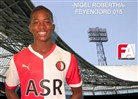 First deal for Nigel Robertha in Eredivisie League