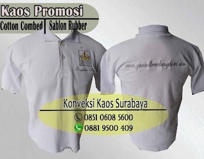 Tempat Pesan dan Bikin Kaos Polo Shirt Murah di Surabaya, Bikin Kaos Polo Shirt Murah di Surabaya