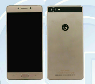 Gionee GN5005 gets certified at TENAA