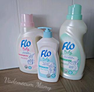Flo Baby - troska o czystość i ochronę środowiska