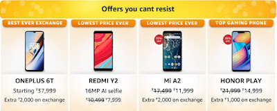 Amazon Feb Mobile Day Special Offer